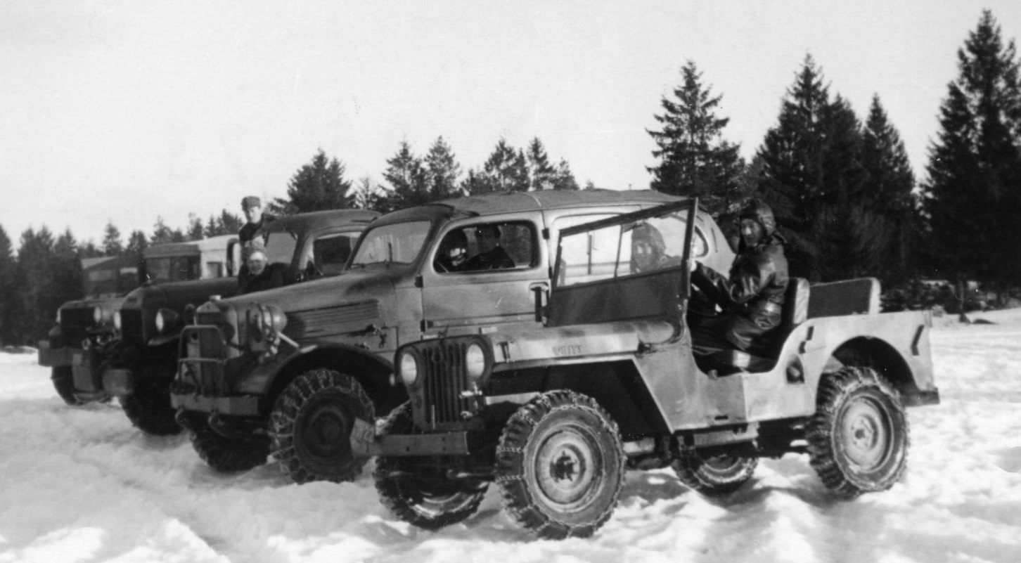 M5123-902011 Willys CJ 2A. MILIF 002160. Digitalt Museum.