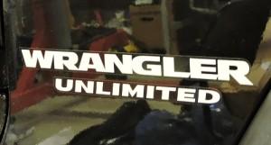 Wrangler - Before