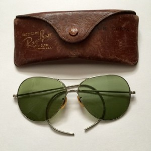 AN6531 Type 1 Ray-Bans from Bausch-Lomb. Credit to antiqueauctionsnow.net