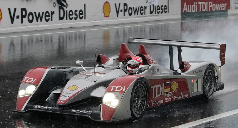 Audi R10 TDI Le Mans 2007.